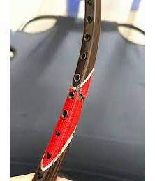Hàn nhiệt carbon vợt cầu lông siêu đẹp - cách khắc phục tạm thời