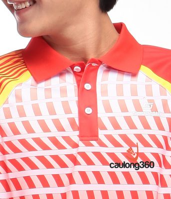 Áo cầu lông sunbatta smt 716 - thiết kế
