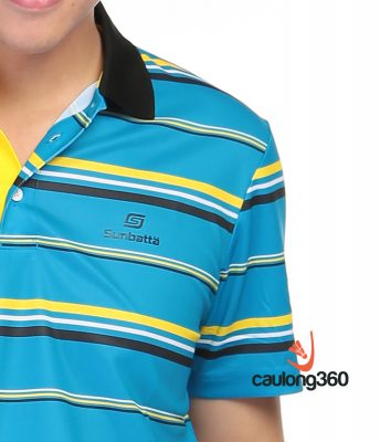 Áo cầu lông sunbatta smt 807 - thiết kế