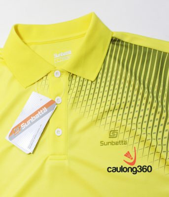 Áo cầu lông sunbatta swt 520- thiết kế