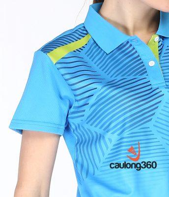 Áo cầu lông sunbatta swt 701- thiết kế
