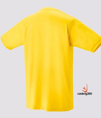 Áo cầu lông Yonex 16347EX vàng