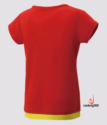 Áo cầu lông Yonex 16348EX đỏ
