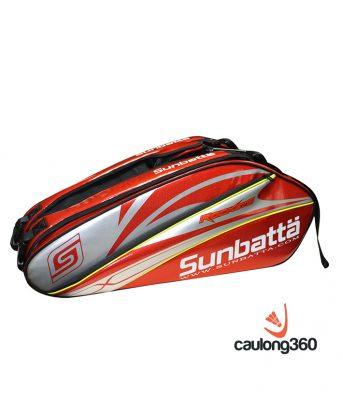 Bao vợt cầu lông sunbatta bgs 2129 - tổng thể