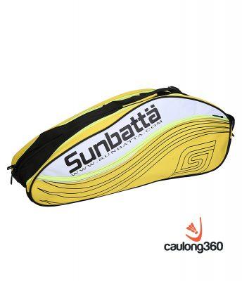 Bao vợt cầu lông sunbatta bgs 2135 - tổng thể