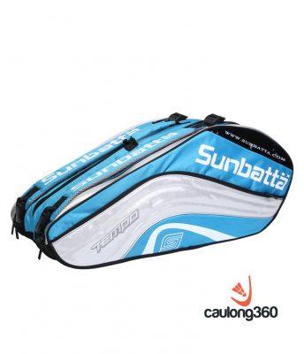 Bao vợt cầu lông sunbatta bgs 2138 - tổng thể