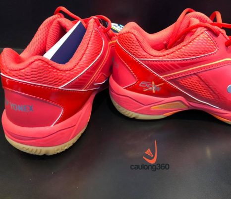 Giày Yonex Power cushion 65X Wide đỏ