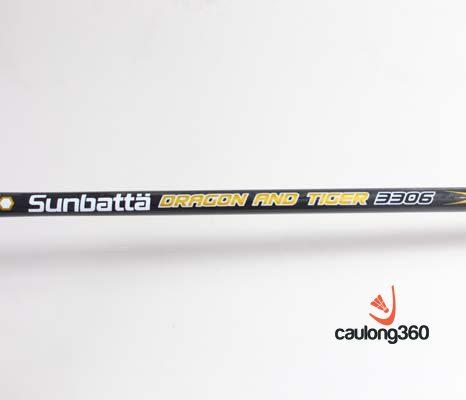 Vợt cầu lông sunbatta racket d&t 3306 - đũa