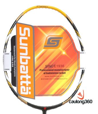 Vợt cầu lông sunbatta racket smart 5100 iii- mặt vợt